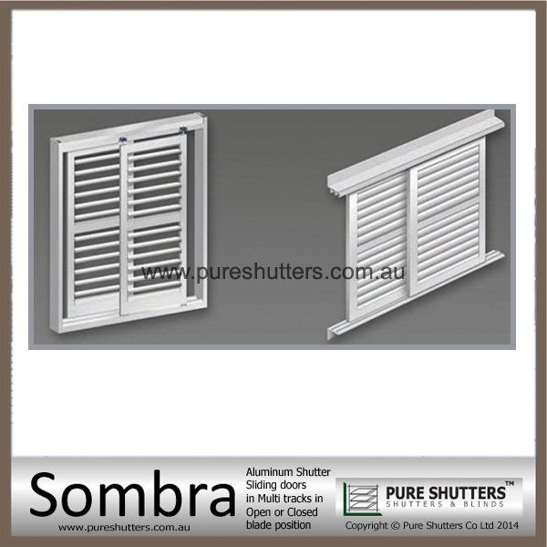 sun louver windows