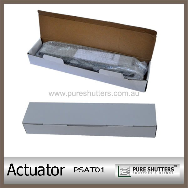 Small Damper Motor Tubular Electrical Actuator